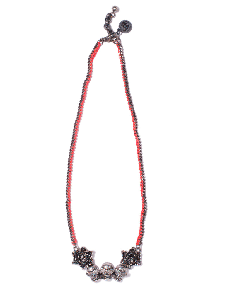 THREE AMIGOS NECKLACE NECKLACE - Venessa Arizaga