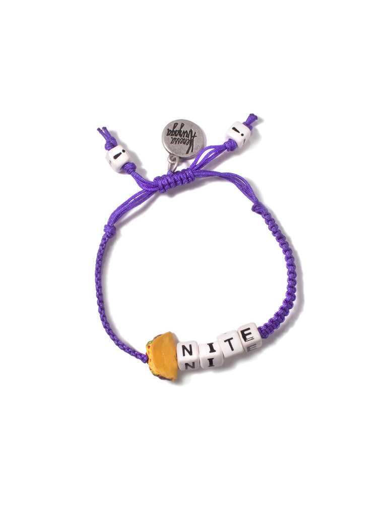 TACO NIGHT BRACELET - Venessa Arizaga