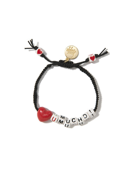 LOVE YOU MUCHO BRACELET