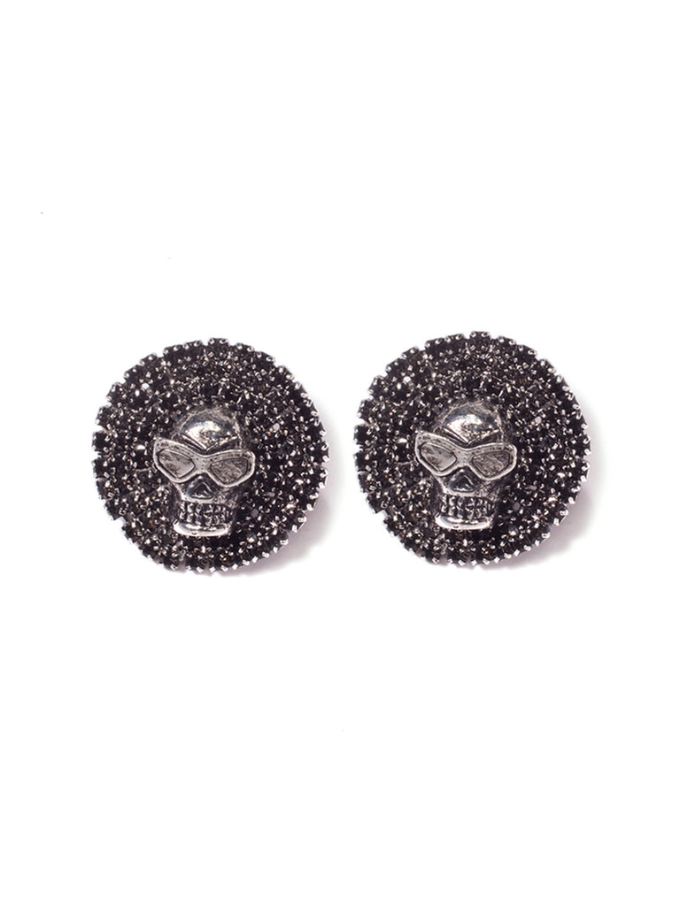 MAYAN CALENDAR EARRINGS EARRING - Venessa Arizaga