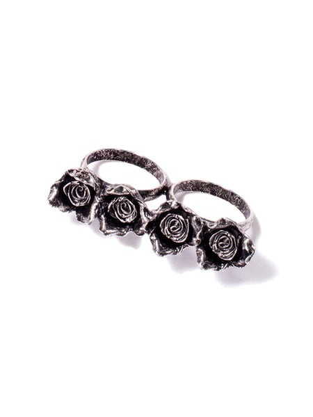 LAS ROSAS DOUBLE RING