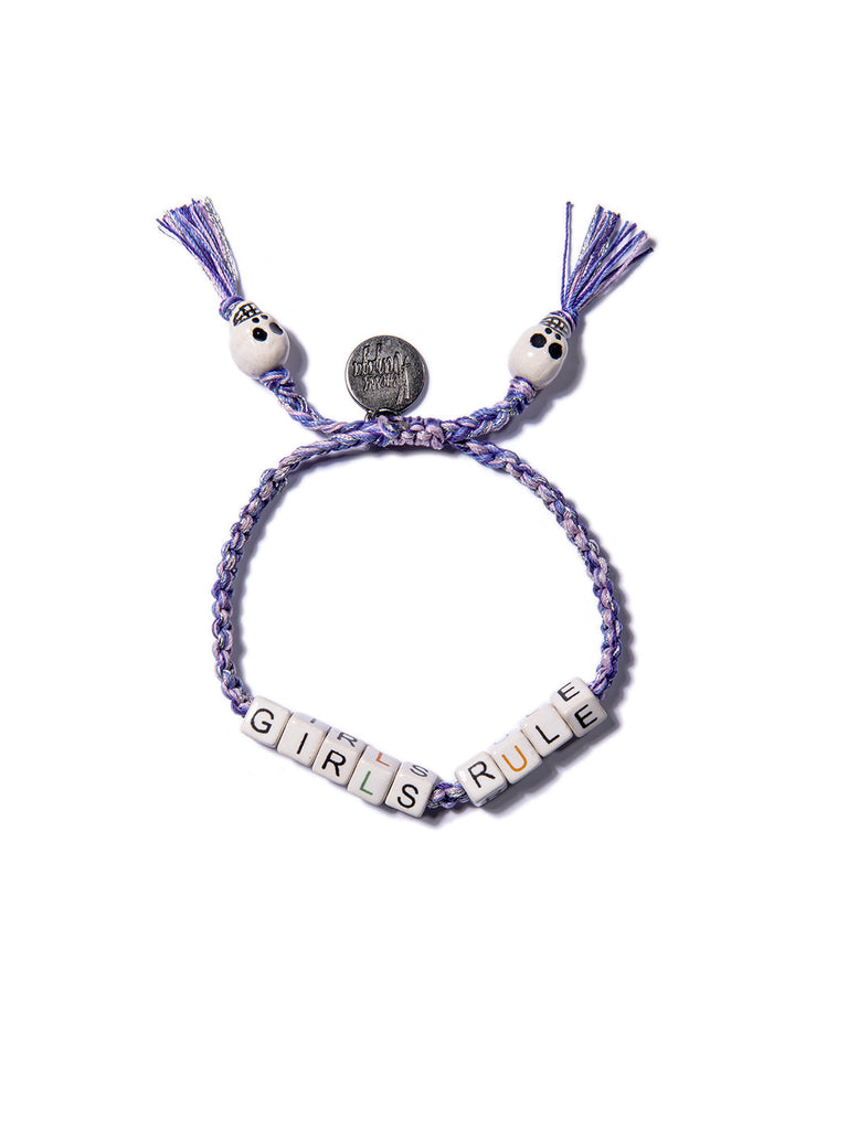 GIRLS RULE BRACELET BRACELET - Venessa Arizaga