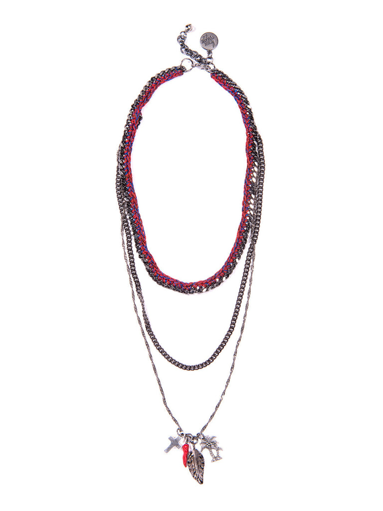 INTO DUST NECKLACE NECKLACE - Venessa Arizaga