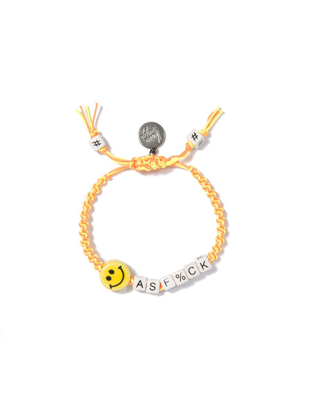 HAPPY AS F%CK BRACELET