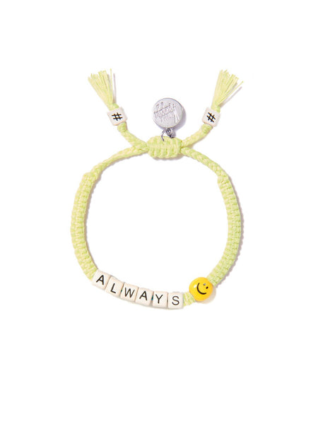 ALWAYS SMILE BRACELET