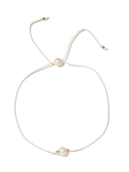 LUNA NECKLACE (WHITE)