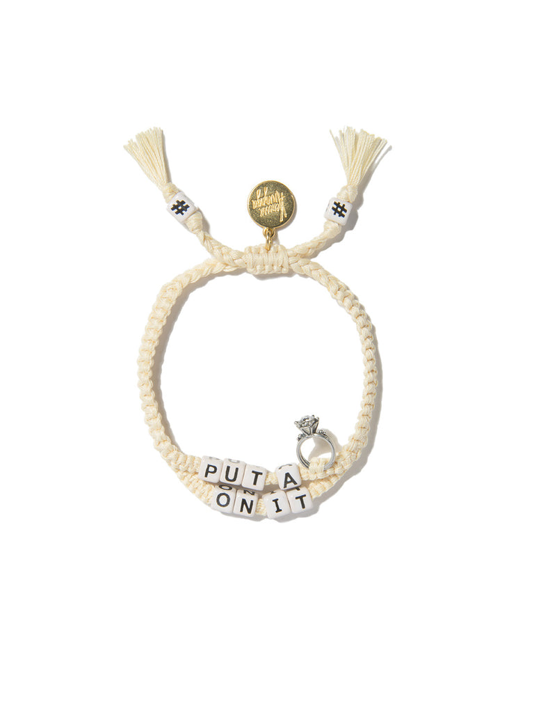 PUT A RING ON IT BRACELET BRACELET - Venessa Arizaga