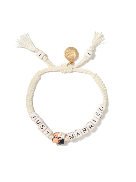 JUST MARRIED BRACELET