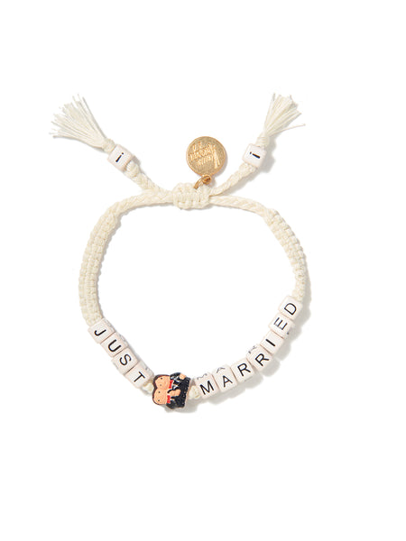 JUST MARRIED BOY BRACELET