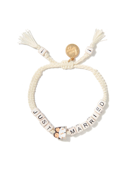 JUST MARRIED GIRL BRACELET