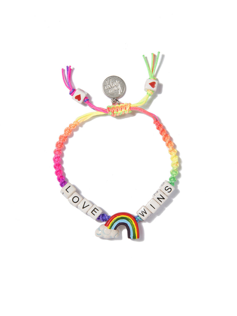 LOVE WINS BRACELET - Venessa Arizaga