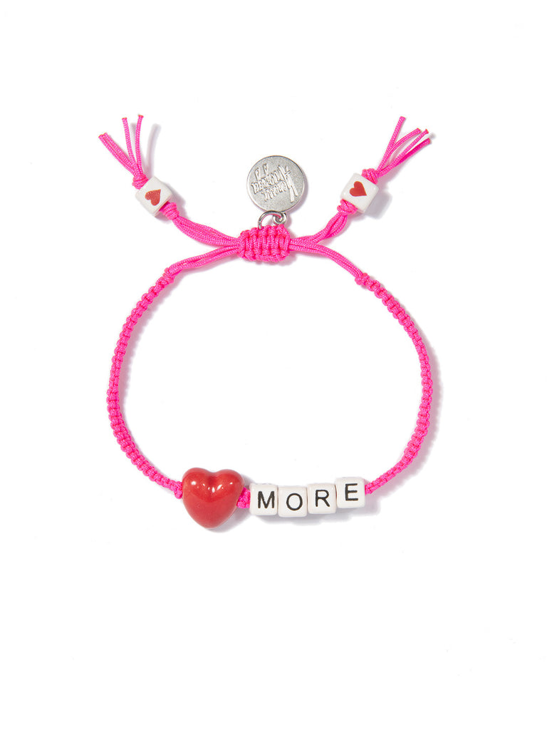 LOVE MORE BRACELET - Venessa Arizaga
