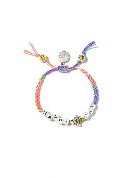 HAPPY BEE DAY BRACELET