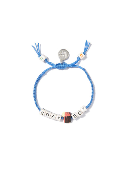 BIRTHDAY BOY BRACELET