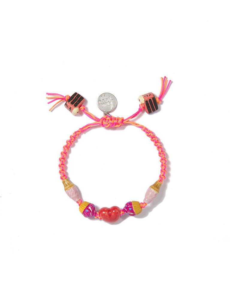 CAKE AND ICE CREAM BRACELET BRACELET - Venessa Arizaga