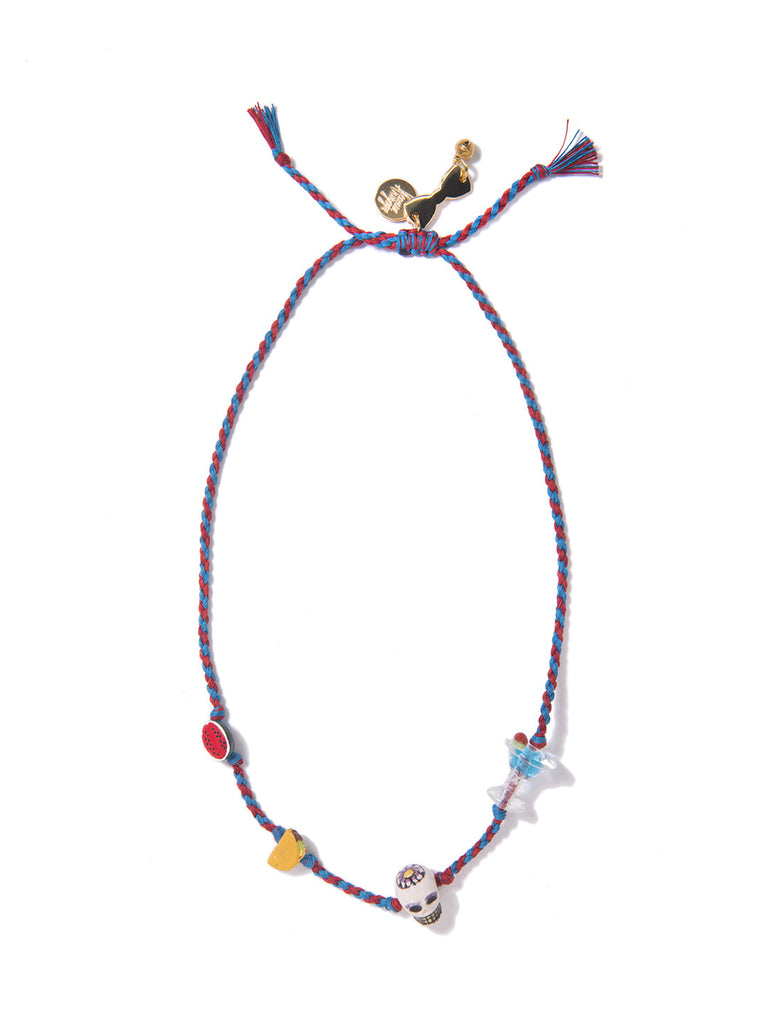 MEXI TIME NECKLACE - Venessa Arizaga