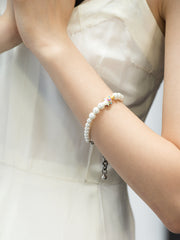 GAME OF CONES PEARL BRACELET