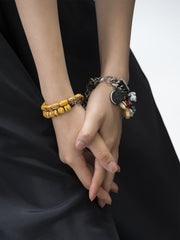 TO STAY OR TO GO BRACELET - Venessa Arizaga