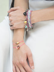 ICE CREAM CAKE BRACELET SET - Venessa Arizaga