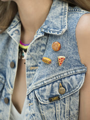 JUNK FOOD PIN SET PIN - Venessa Arizaga