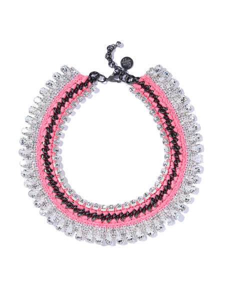 TWINKLE TWINKLE NECKLACE (PINK)