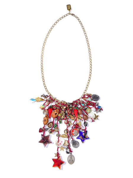 FREE FALLING NECKLACE