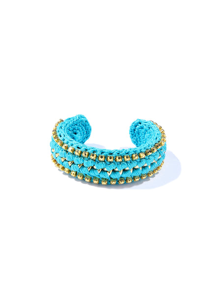 CERES CUFF (LIGHT BLUE)