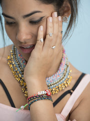PEACE FREAK RING - Venessa Arizaga