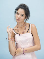 LOVE YOU BERRY MUCH BRACELET - Venessa Arizaga