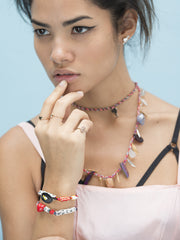 LOVE YOU BERRY MUCH BRACELET BRACELET - Venessa Arizaga