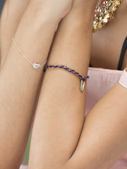 TWO HIGH FRIENDSHIP BRACELET - Venessa Arizaga