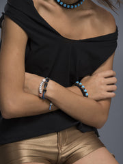 EYE OF THE TIGER BRACELET - Venessa Arizaga