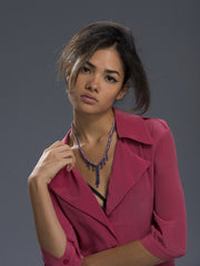 DHALIA NECKLACE NECKLACE - Venessa Arizaga