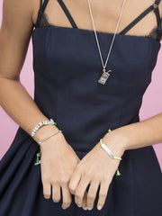 TALK TO THE HAND BRACELET - Venessa Arizaga