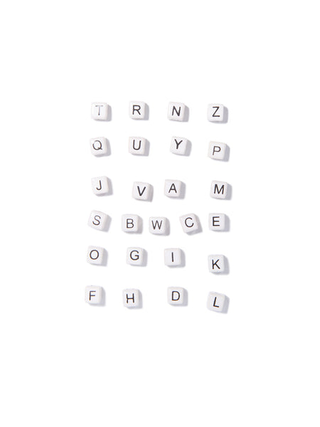 """SAY ANYTHING"" DIY KIT EXTRA LETTERS (PACK OF 5)"