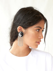 YIN & YANG EARRINGS