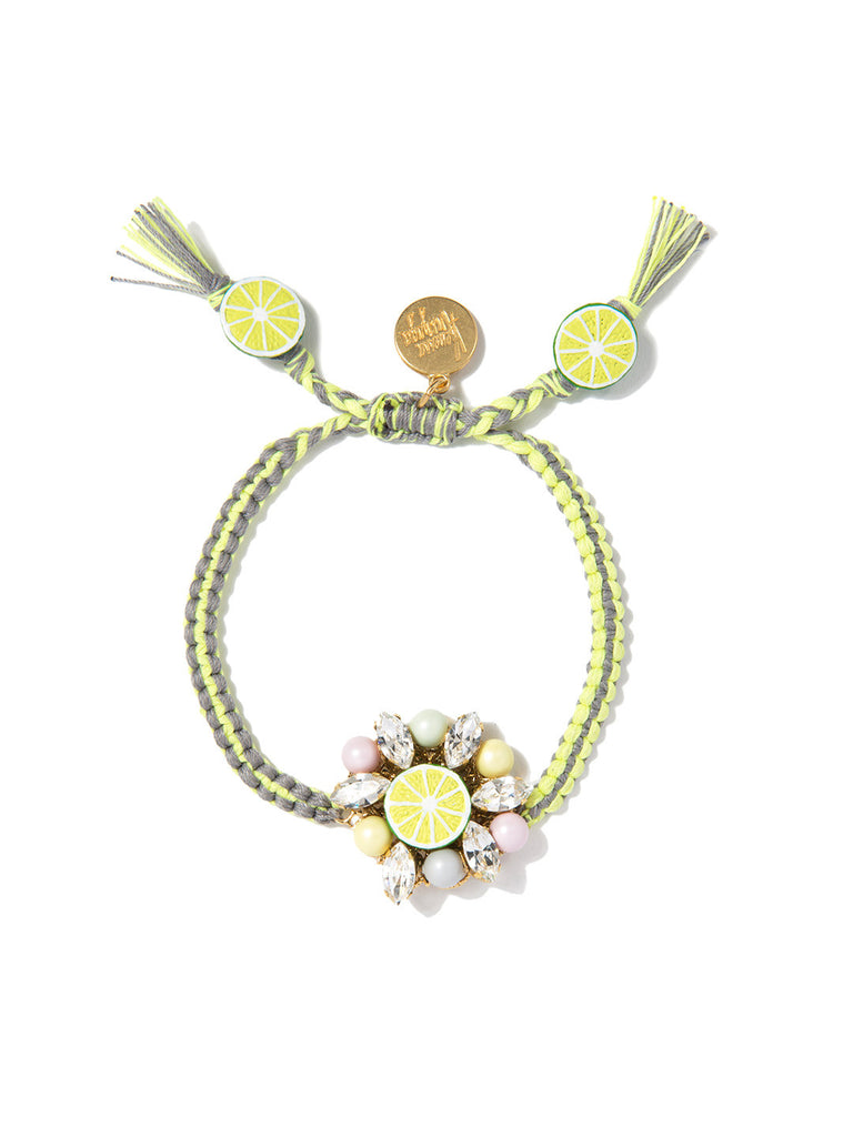 LIME IN LOVE BRACELET BRACELET - Venessa Arizaga