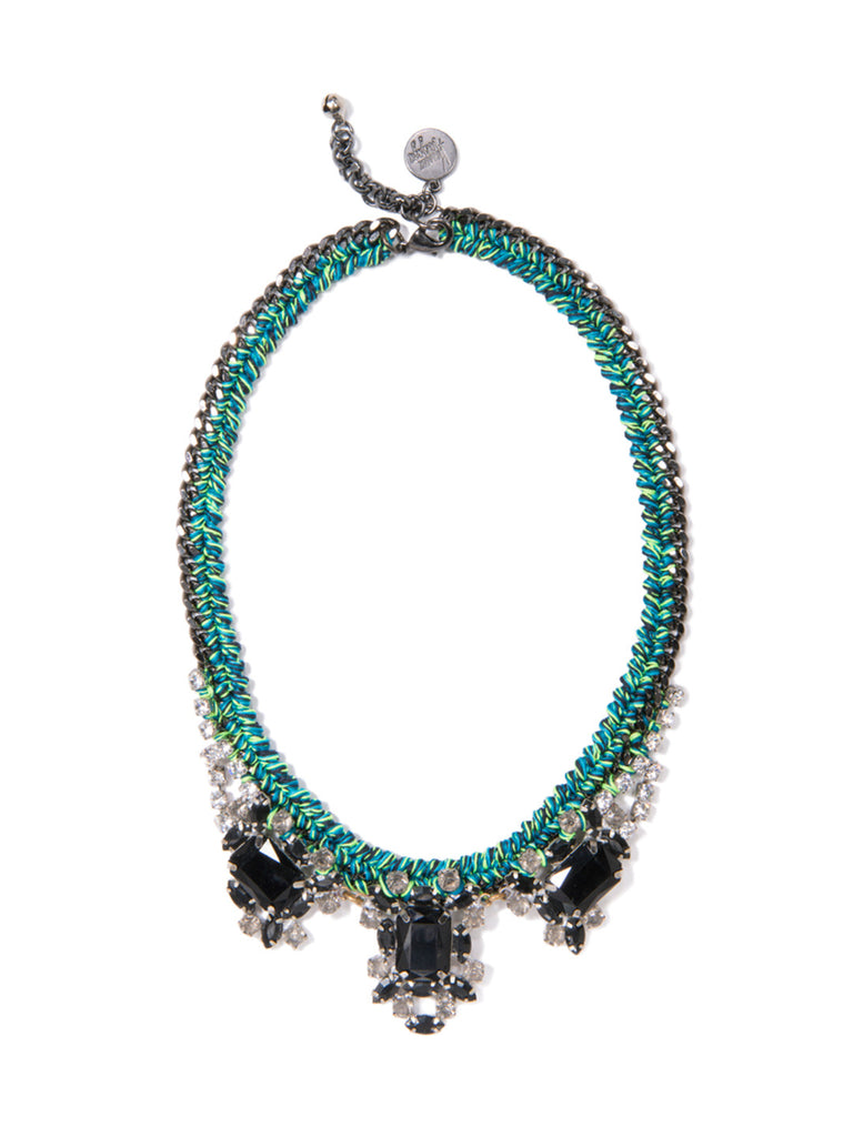 JADED NECKLACE NECKLACE - Venessa Arizaga