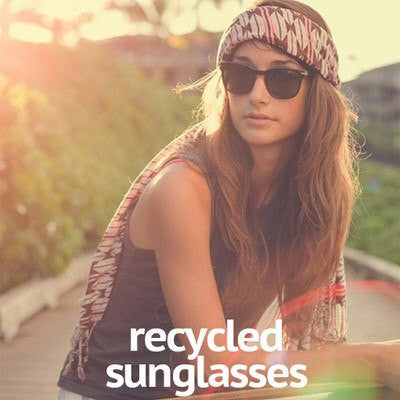 Recycled Sunglasses