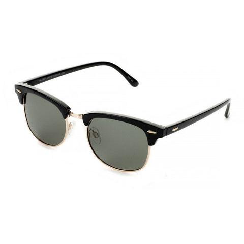 Blue Planet Recycled Sunglasses - Ansel Black
