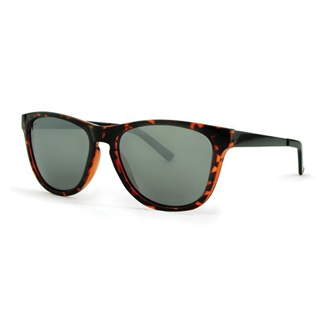 Blue Planet Recycled Sunglasses - Bondi Tortoise/Black