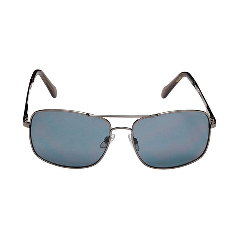 Blue Planet James Gunmetal Sunglasses Front