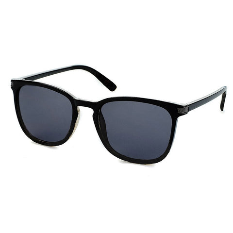 Blue Planet Recycled Sunglasses Joaquin Black