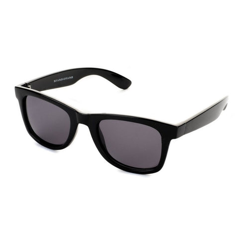 Blue Planet Recycled Sunglasses - Modoc Black