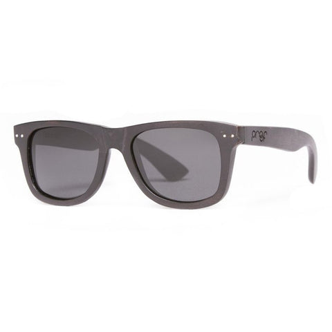 Ontario Ebony Wood Sunglasses