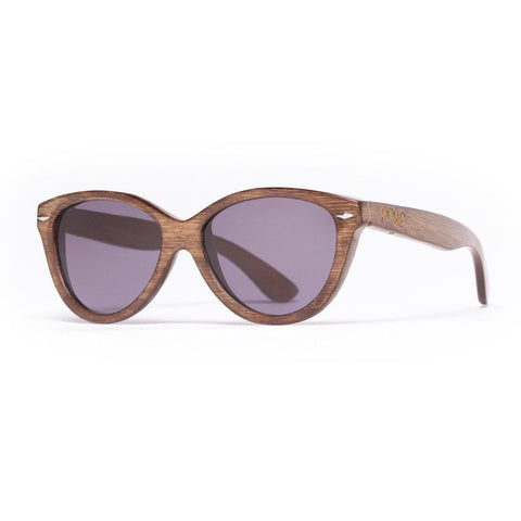 Proof McCall Stained Bamboo Sunglasses
