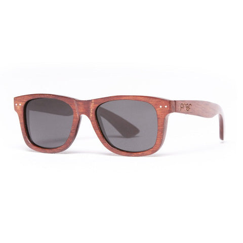 Proof Ontario Mahogany wood sunglasses
