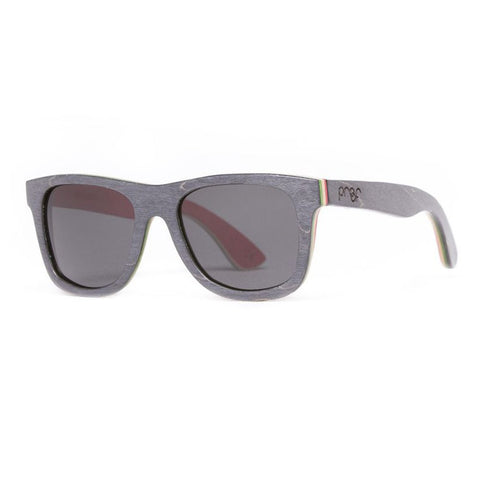 Skate Rasta Wooden Sunglasses