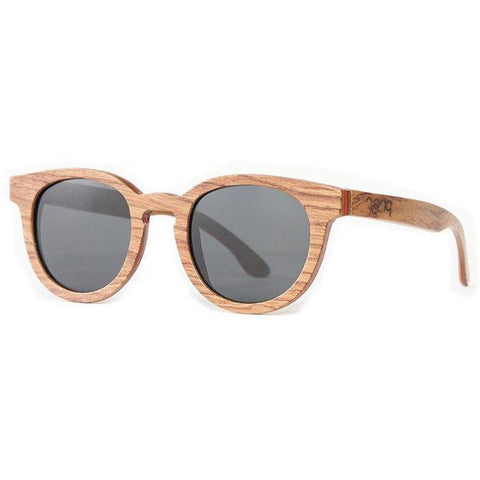 Proof Wooden Sunglasses - 'Payette' Skate Pear