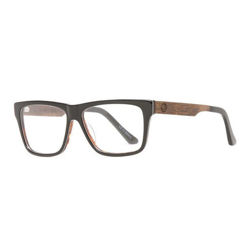 Proof RX Ricks Black wood glasses